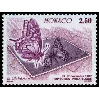 Monaco Neuf ** N° 1587