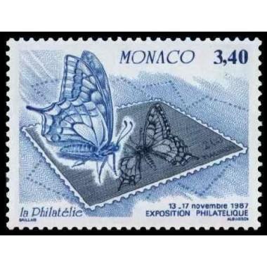 Monaco Neuf ** N° 1588