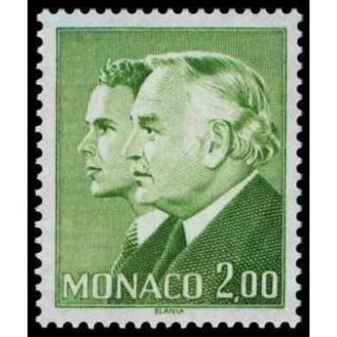 Monaco Neuf ** N° 1589