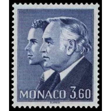 Monaco Neuf ** N° 1590