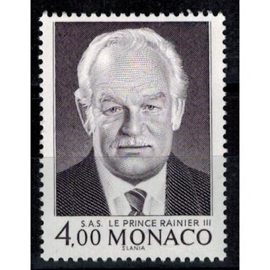 Monaco Neuf ** N° 1591