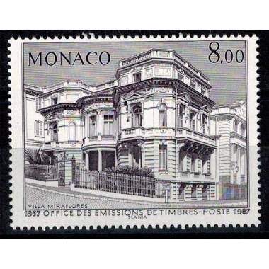 Monaco Neuf ** N° 1593