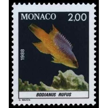 Monaco Neuf ** N° 1615