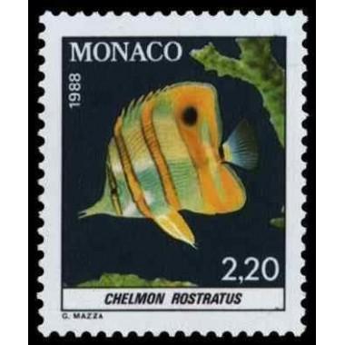 Monaco Neuf ** N° 1616