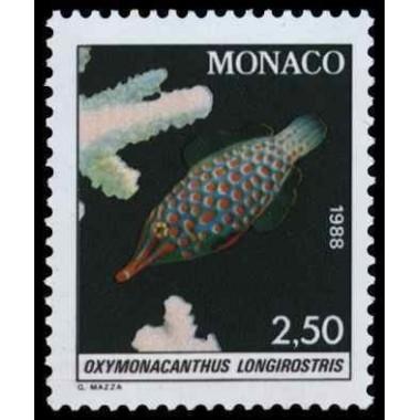 Monaco Neuf ** N° 1617