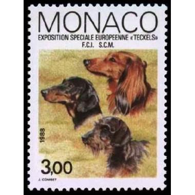 Monaco Neuf ** N° 1624