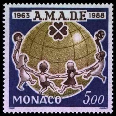 Monaco Neuf ** N° 1625