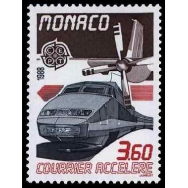 Monaco Neuf ** N° 1627