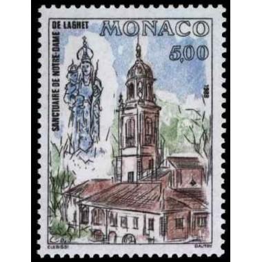 Monaco Neuf ** N° 1635