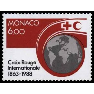 Monaco Neuf ** N° 1637