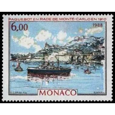 Monaco Neuf ** N° 1643
