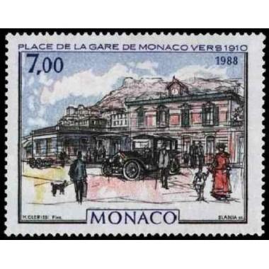 Monaco Neuf ** N° 1644