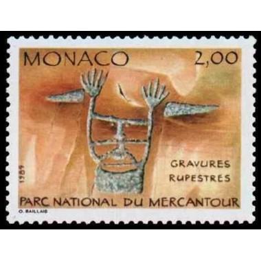 Monaco Neuf ** N° 1663