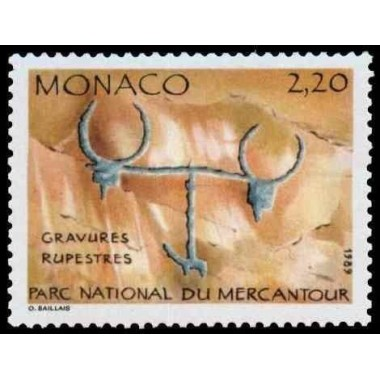 Monaco Neuf ** N° 1664