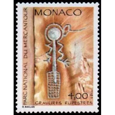 Monaco Neuf ** N° 1667