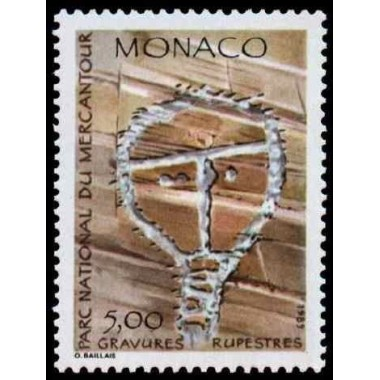 Monaco Neuf ** N° 1668