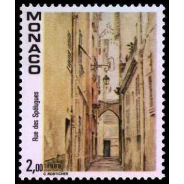 Monaco Neuf ** N° 1669