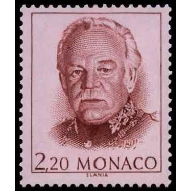 Monaco Neuf ** N° 1672