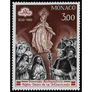 Monaco Neuf ** N° 1677