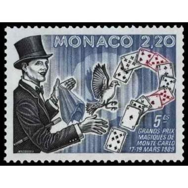 Monaco Neuf ** N° 1678