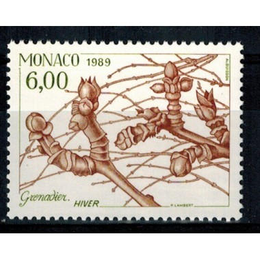 Monaco Neuf ** N° 1684