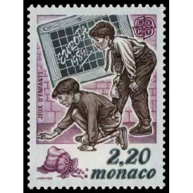 Monaco Neuf ** N° 1686