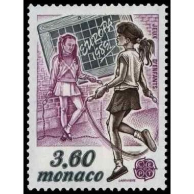 Monaco Neuf ** N° 1687