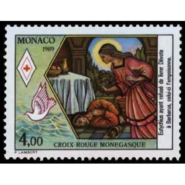Monaco Neuf ** N° 1691