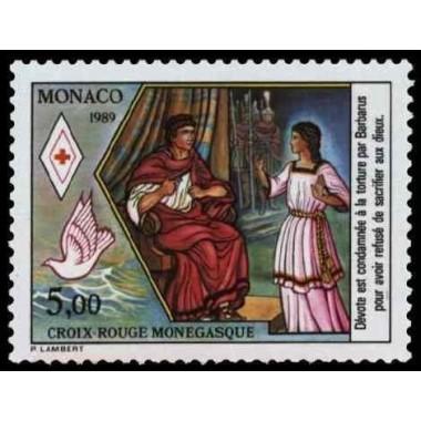 Monaco Neuf ** N° 1692
