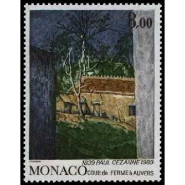 Monaco Neuf ** N° 1695