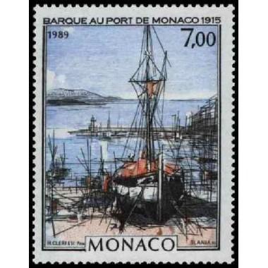 Monaco Neuf ** N° 1696