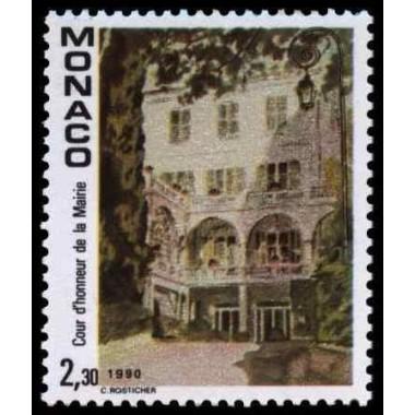 Monaco Neuf ** N° 1709