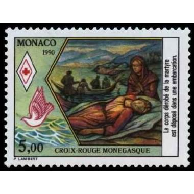 Monaco Neuf ** N° 1721