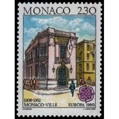 Monaco Neuf ** N° 1724
