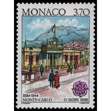 Monaco Neuf ** N° 1725