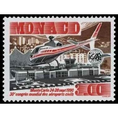 Monaco Neuf ** N° 1736