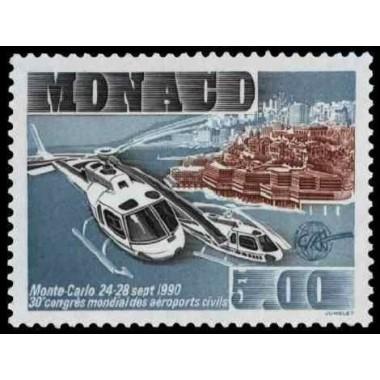 Monaco Neuf ** N° 1737