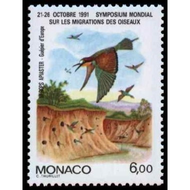 Monaco Neuf ** N° 1758