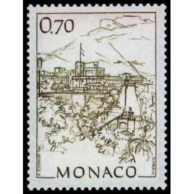 Monaco Neuf ** N° 1765