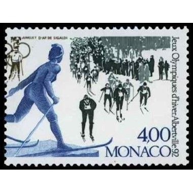Monaco Neuf ** N° 1771
