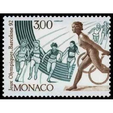 Monaco Neuf ** N° 1772