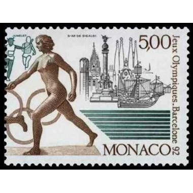 Monaco Neuf ** N° 1773