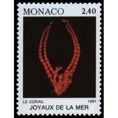 Monaco Neuf ** N° 1775