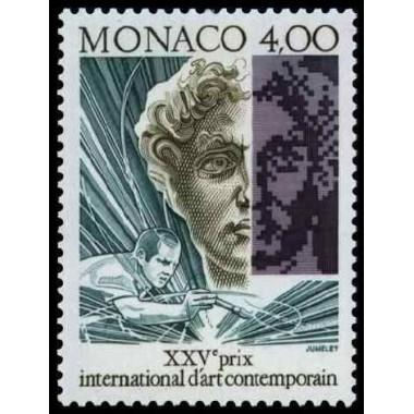 Monaco Neuf ** N° 1776