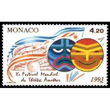 Monaco Neuf ** N° 1869