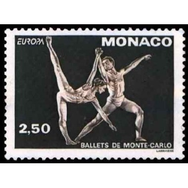 Monaco Neuf ** N° 1875