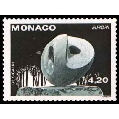 Monaco Neuf ** N° 1876