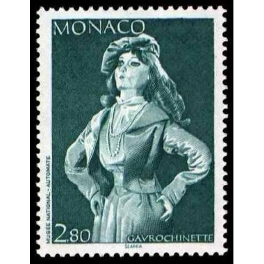 Monaco Neuf ** N° 1922