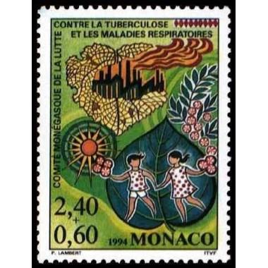 Monaco Neuf ** N° 1931