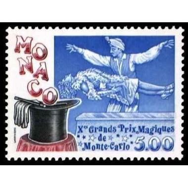 Monaco Neuf ** N° 1933